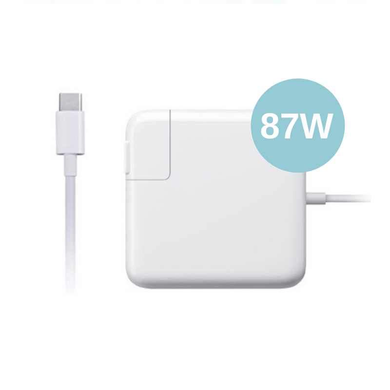 Apple Macbook Pro 87W MagSafe Charger | USB-C Power Adapter | Replacement  Charger